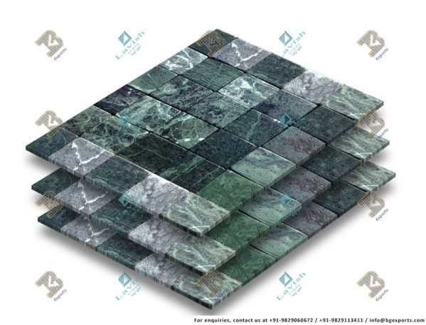 Green Marble (Tumbled) 1